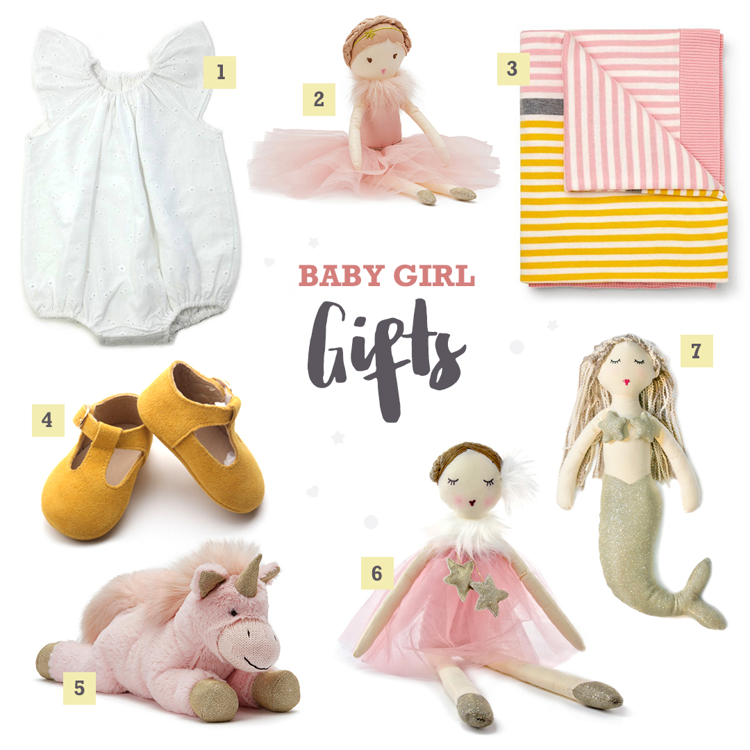 Baby\'s First Christmas Gift Guide