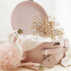 Out of stock - Personalised Keepsake Box Pink