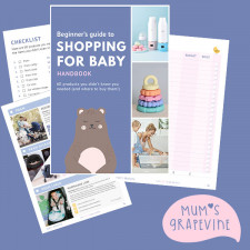 New Baby Checklist: Top 60 Must-have Products 2019