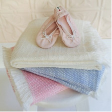 NEW Organic Cotton and Bamboo Baby Blankets