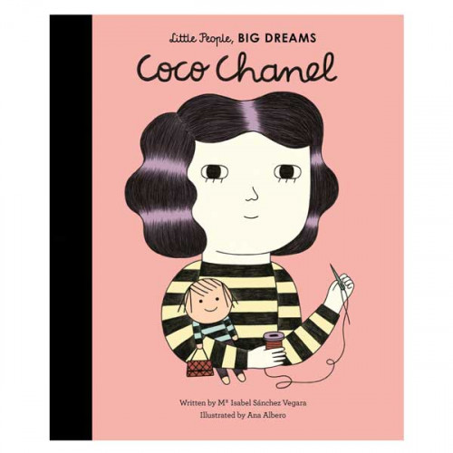 Coco chanel story book